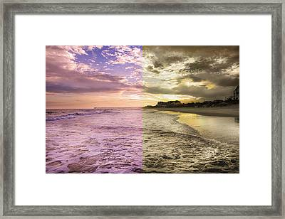 Through Different Eyes Framed Print by Betsy C Knapp