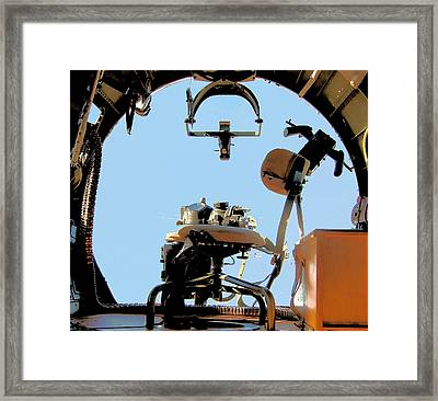 Through My Father's Eyes Series No. Iv Framed Print