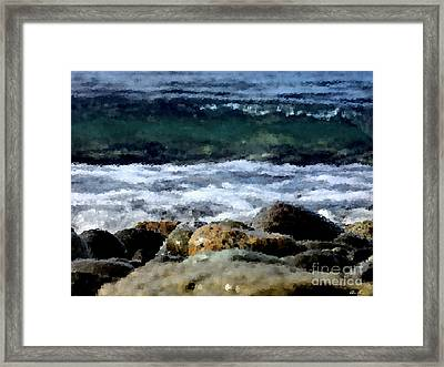 Framed Print featuring the photograph Through The Glass by Arlene Sundby
