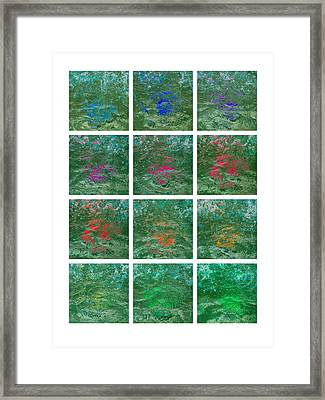 Through The Ice Age And Global Warming To The Green World - Featured 3 Framed Print by Alexander Senin