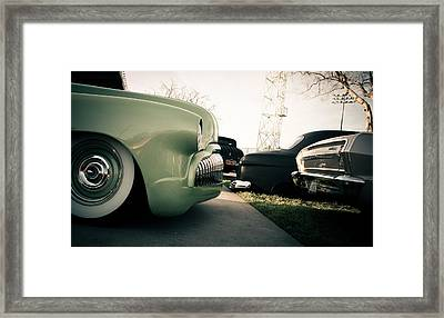 Through The Years Framed Print by Merrick Imagery