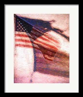 Presidents Day Framed Prints