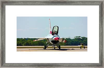 Thunderbird No1 Framed Print