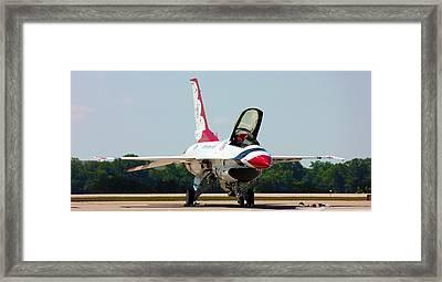 Thunderbird No2 Framed Print