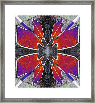 Thunderbird Pairs 2013 Framed Print by James Warren