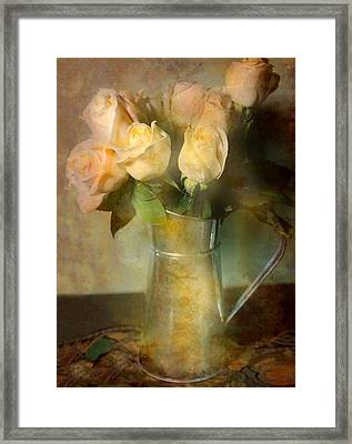 Ti Amo Framed Print by Diana Angstadt