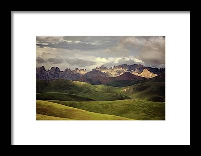 Tibetan Framed Prints