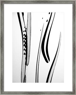 Tickle Me Softly Framed Print