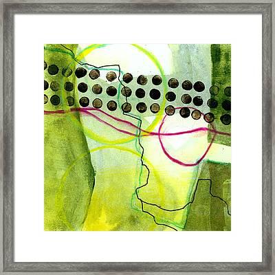 Tidal 14 Framed Print