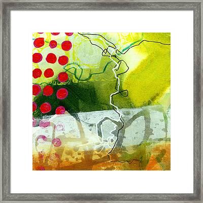 Tidal 20 Framed Print