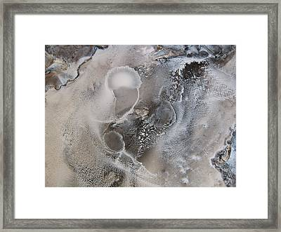 Tide Pool 1 Framed Print