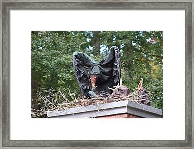 Tideline Salvage - Maryland Renaissance Festival - 121247 Framed Print