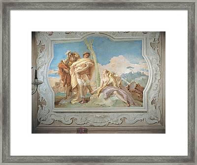 Tiepolo Giambattista, Rinaldo Framed Print by Everett
