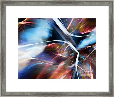 Ties That Bind Framed Print by Margie Chapman