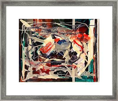 Tourmaline Framed Print