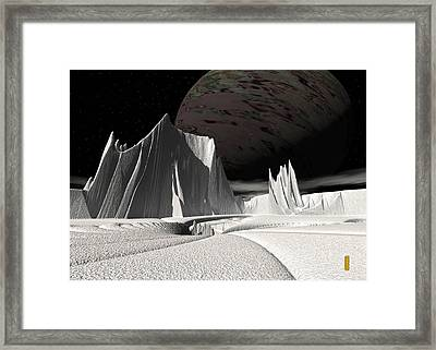 Tifferet Framed Print