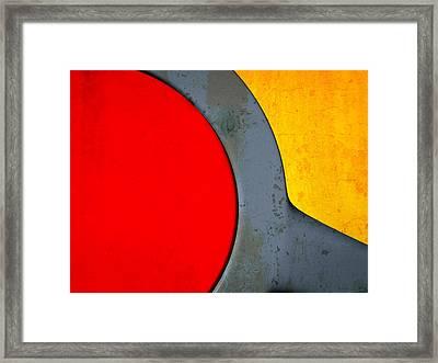 Tight Grip Framed Print by Richard Rizzo