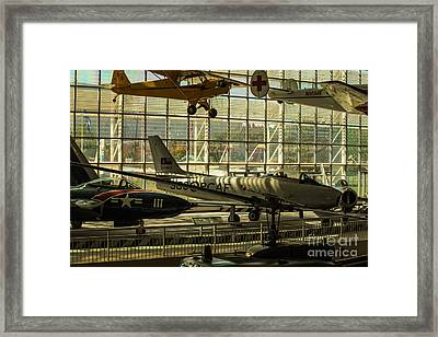 Tight Parking Framed Print by Rich Priest
