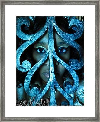 Tigress Framed Print by Antar Morrar