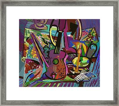 Tijuana Framed Print