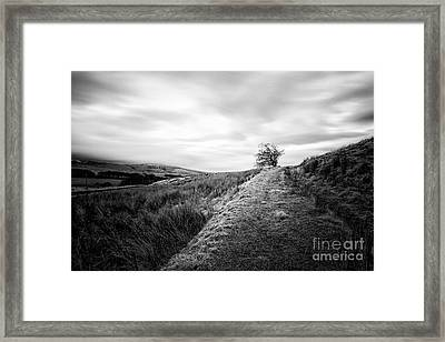 Till The World Stops Turning Framed Print by John Farnan