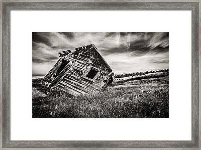 Quartz Mountain 7 Framed Print
