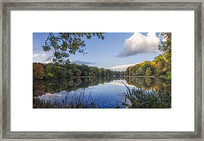 Time For A Change Framed Print
