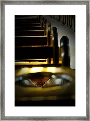 Time For Reflection Framed Print by John Monteath