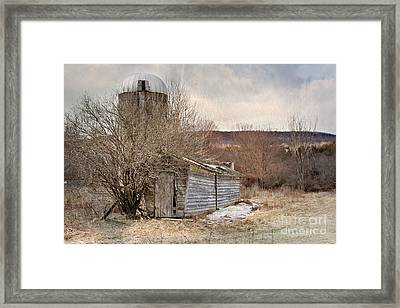 Time Gone By  Framed Print by A New Focus Photography