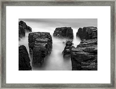 Framed Print featuring the photograph Time by Gunnar Orn Arnason