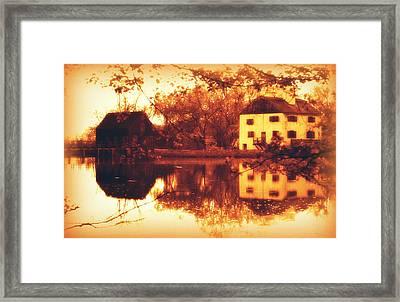 Time Immemorial  Framed Print