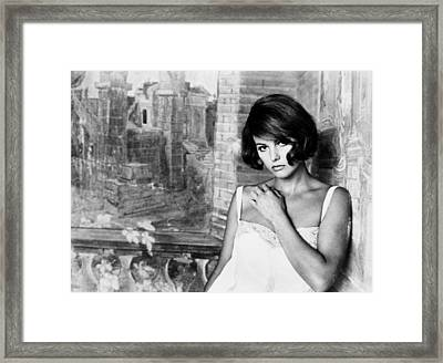 Time Of Indifference, Aka Gli Framed Print by Everett