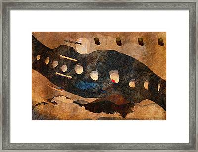 Time Passages Framed Print by Carol Leigh