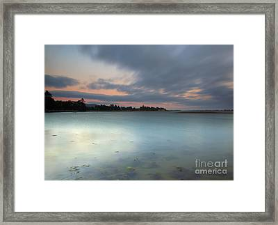 Time Passages Framed Print by Mike  Dawson
