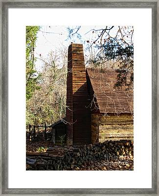 Time Past Framed Print