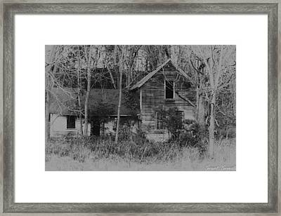 Time Remembered... Framed Print by Grant Grindle
