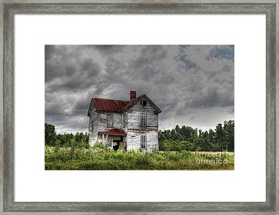 Time Stood Still Framed Print by Benanne Stiens