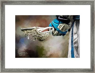 Time To Play Framed Print by Scott Melby
