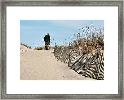 Time To Reflect  Framed Print by JC Findley