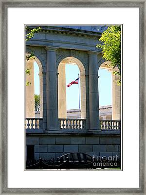 Time To Reflect Framed Print by Patti Whitten