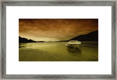 Time To Relax 01 Framed Print