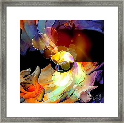 Time To Shine By Nico Bielow Framed Print by Nico Bielow