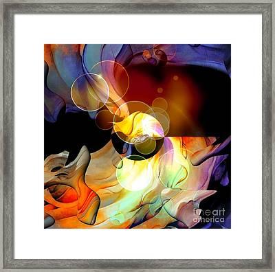 Time To Shine By Nico Bielow Framed Print