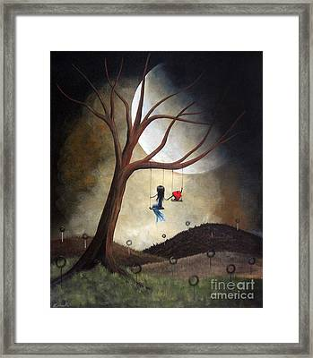 Time Together By Shawna Erback Framed Print by Shawna Erback