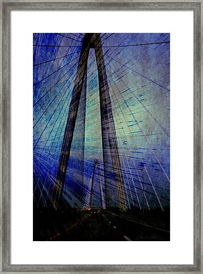Time Travel  Framed Print by Off The Beaten Path Photography - Andrew Alexander