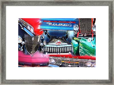 Time Travel Part 3 Framed Print
