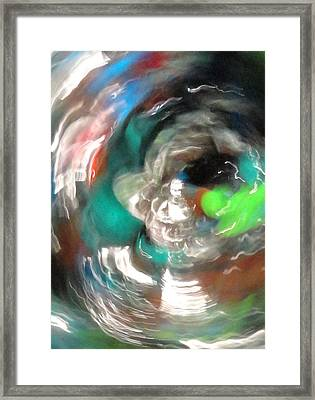 Framed Print featuring the photograph Time Traveler by Mike Breau