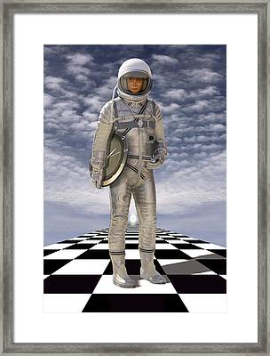 Time Zone Framed Print by Mike McGlothlen