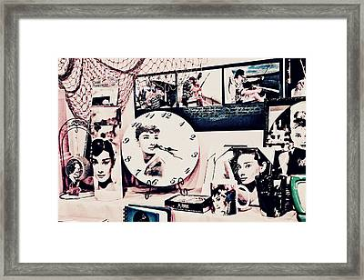 Timeless Framed Print by Ellen and Udo Klinkel