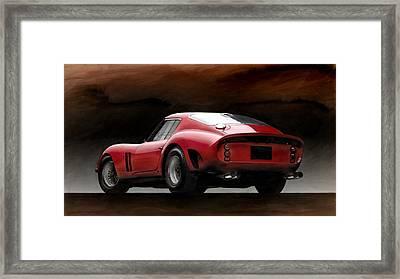 Timeless Ferrari Framed Print